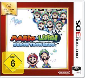 Mario & Luigi: Dream Team Bros. Selects [3DS]