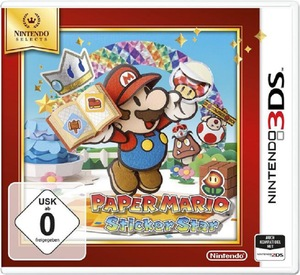 3DS - Paper Mario Sticker Star
