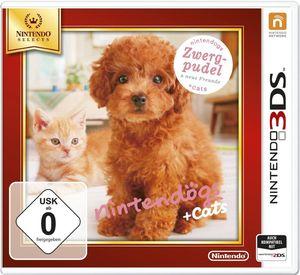 Nintendogs + Cats: Zwergpudel & Neue Freunde