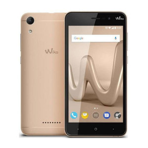 Wiko Lenny 4 5' IPS Display Android 7 8MP 16GB Dual Sim Smartphone, Farbe:Gold