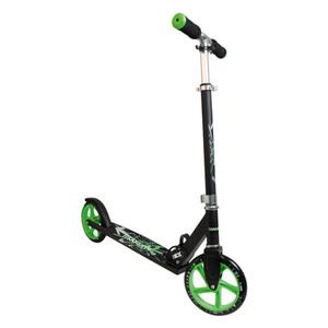 muuwmi 205 Alu-Scooter, Farbe Grün