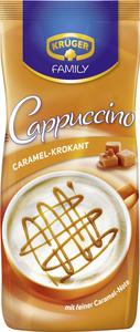 Krüger Family Cappuccino Caramel-Krokant   500g-Beutel