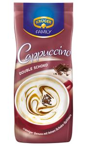 Krüger Family Cappuccino Double Schoko   500g-Beutel