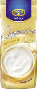Krüger Family Cappuccino White   500g-Beutel