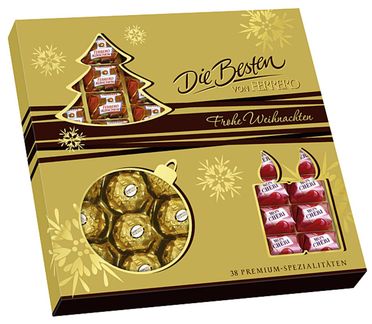 Bild 1 von Ferrero Die Besten Weihnachten 400 g
