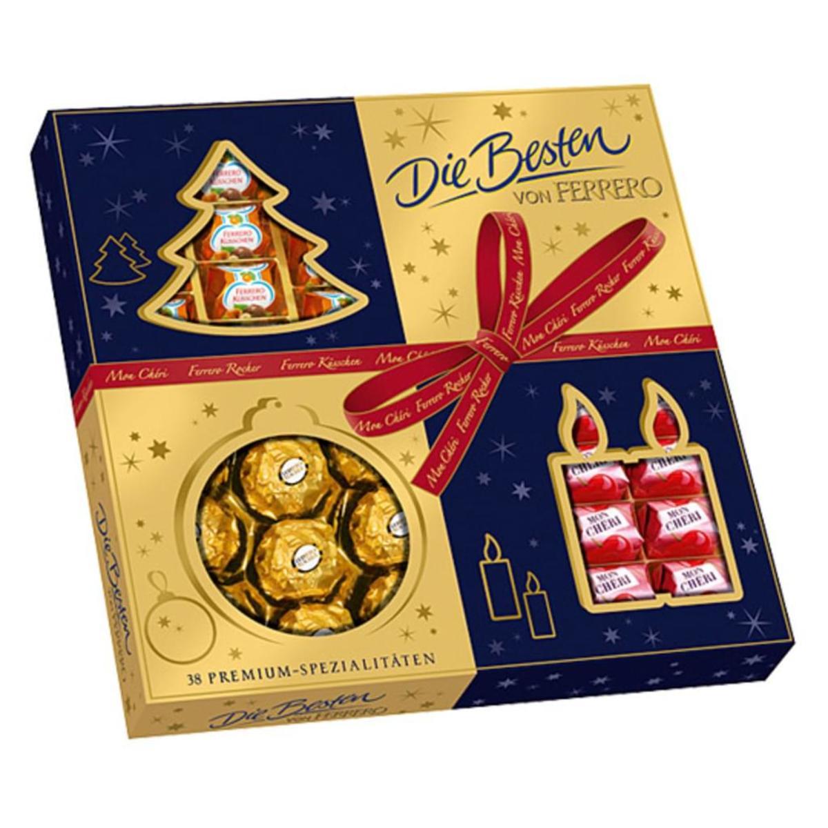 Bild 2 von Ferrero Die Besten Weihnachten 400 g