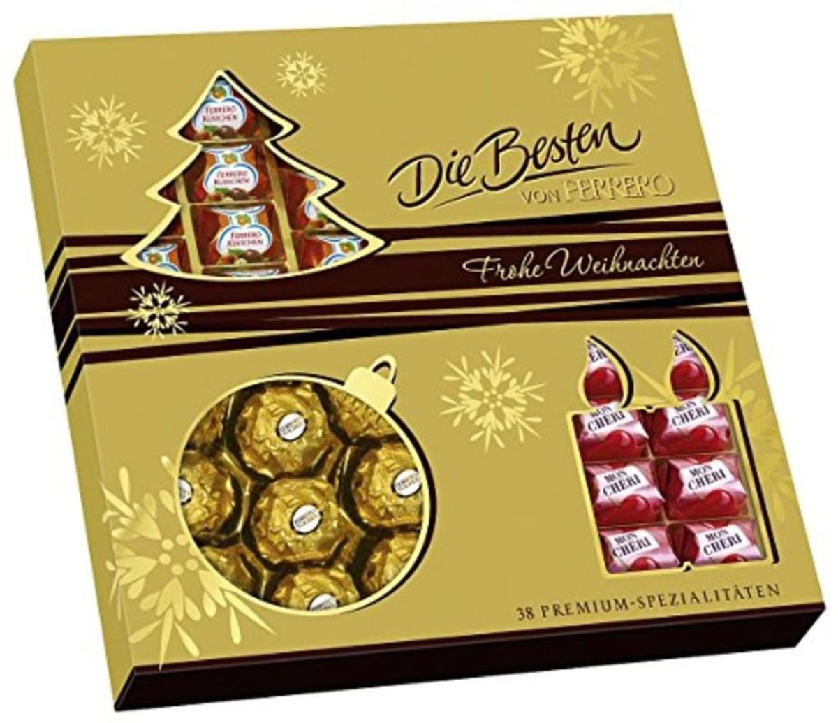 Bild 3 von Ferrero Die Besten Weihnachten 400 g
