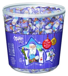 Milka Dose Mini-Weihnachtsmänner 1540 g
