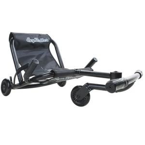 Ezy Roller Classic, Kinderfahrzeug Dreirad Sitz Spielzeug, Farbe: schwarz