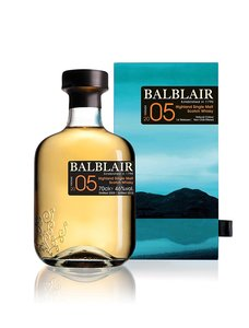 Balblair 2005 Single Malt Whisky 46% Vol.