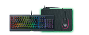 Razer Holiday Bundle - Tastatur, Maus und Mauspad