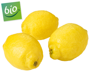 Bio-Zitronen*
