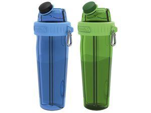 ZOOFARI® Futter- und Wasserbehälter 2in1