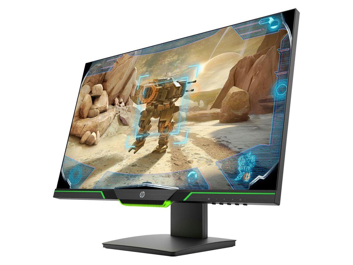Bild 2 von HP 27xq 68,6 cm (27 Zoll) QHD 144Hz Gaming Monitor