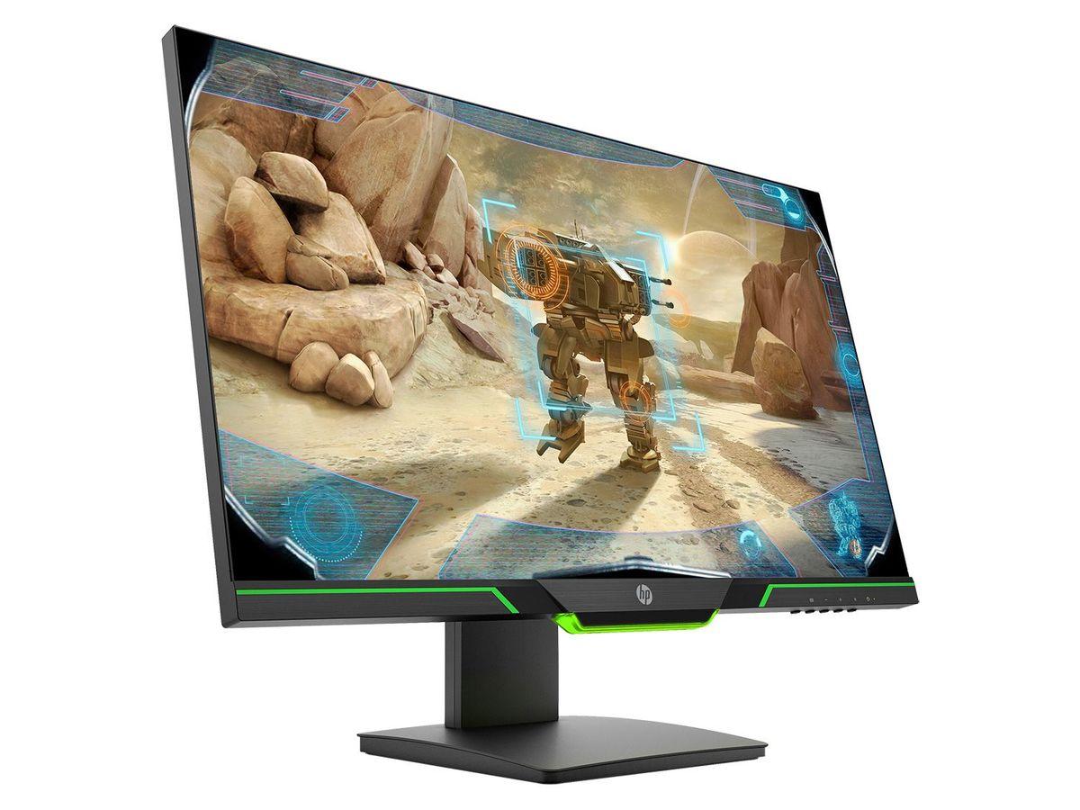 Bild 3 von HP 27xq 68,6 cm (27 Zoll) QHD 144Hz Gaming Monitor