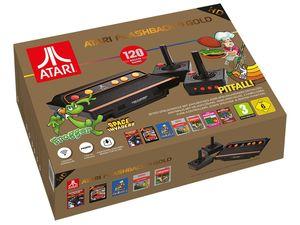 AT Games ATARI Flashback 9 Gold HD Retro Spielekonsole