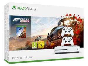Microsoft Xbox OneS 1TB Forza Horizon 4 Bundle + Xbox OneS Wireless Controller