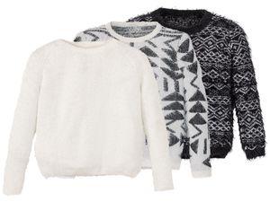 PEPPERTS® Kinder Mädchen Pullover