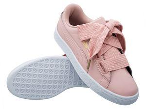 Puma Damen Sneaker Basket Heart Patent