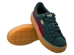 Puma Damen Sneaker Platform Trace Court