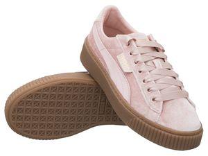 Puma  Damen Sneaker Basket Platform VS