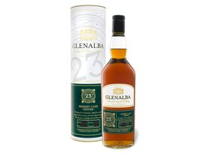 Glenalba Sherry Cask Finish Blended Scotch Whisky 23 Jahre 40% Vol