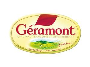 Géramont Weichkäsezubereitung/Weichkäse