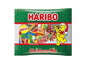Haribo Christmas Mix Minis