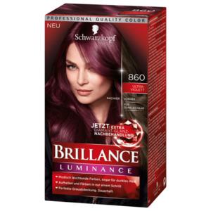 Schwarzkopf Brillance Luminance 860 Ultra-Violett 143ml