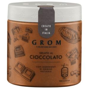 Grom Schokolade Eis Becher 460ml