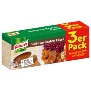 Knorr Sauce zu Braten 3x250ml