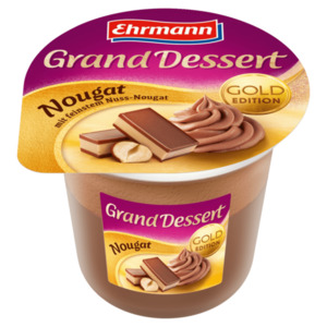 Ehrmann Grand Dessert Nougat 190g