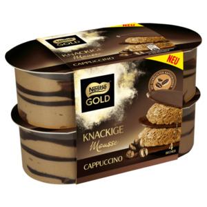 Nestlé Gold Mousse Cappuccino 4x57g