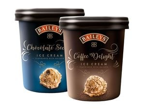 Baileys' Ice Cream