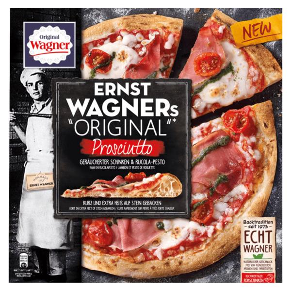 Original Ernst Wagner Pizza Prosciutto 430g