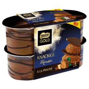 Nestlé Gold Mousse Praline 4x57g