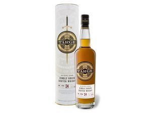 The Targe Highland Single Grain Scotch Whisky 24 Jahre 44% Vol