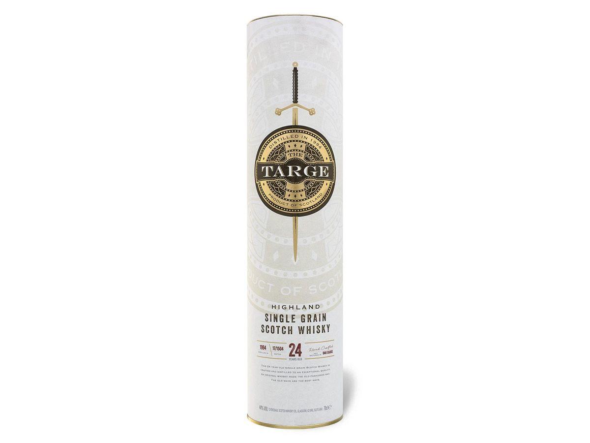 Bild 3 von The Targe Highland Single Grain Scotch Whisky 24 Jahre 44% Vol