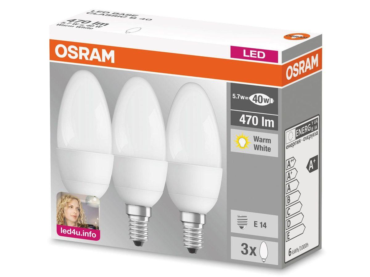 Bild 5 von OSRAM LED-Leuchtmittel