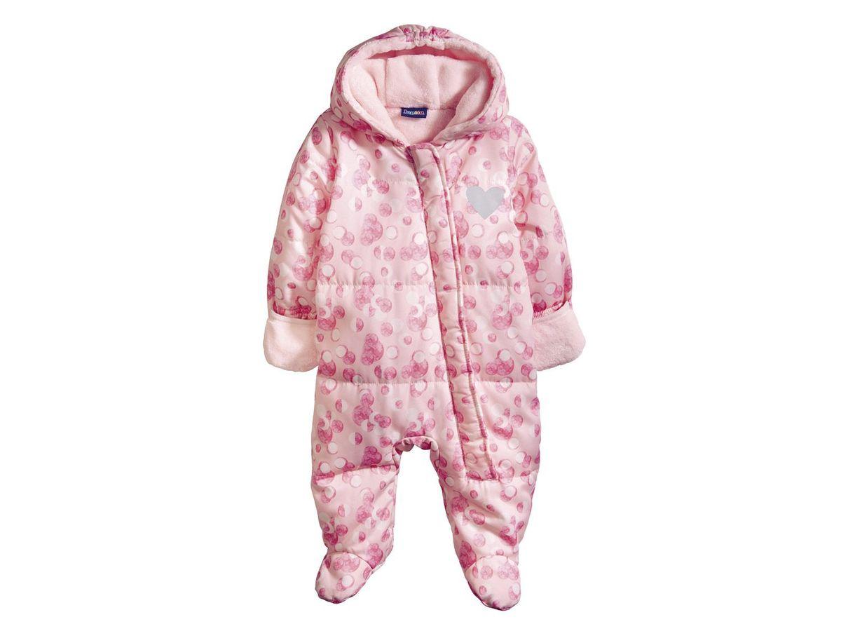 Bild 2 von LUPILU® Baby Mädchen Overall