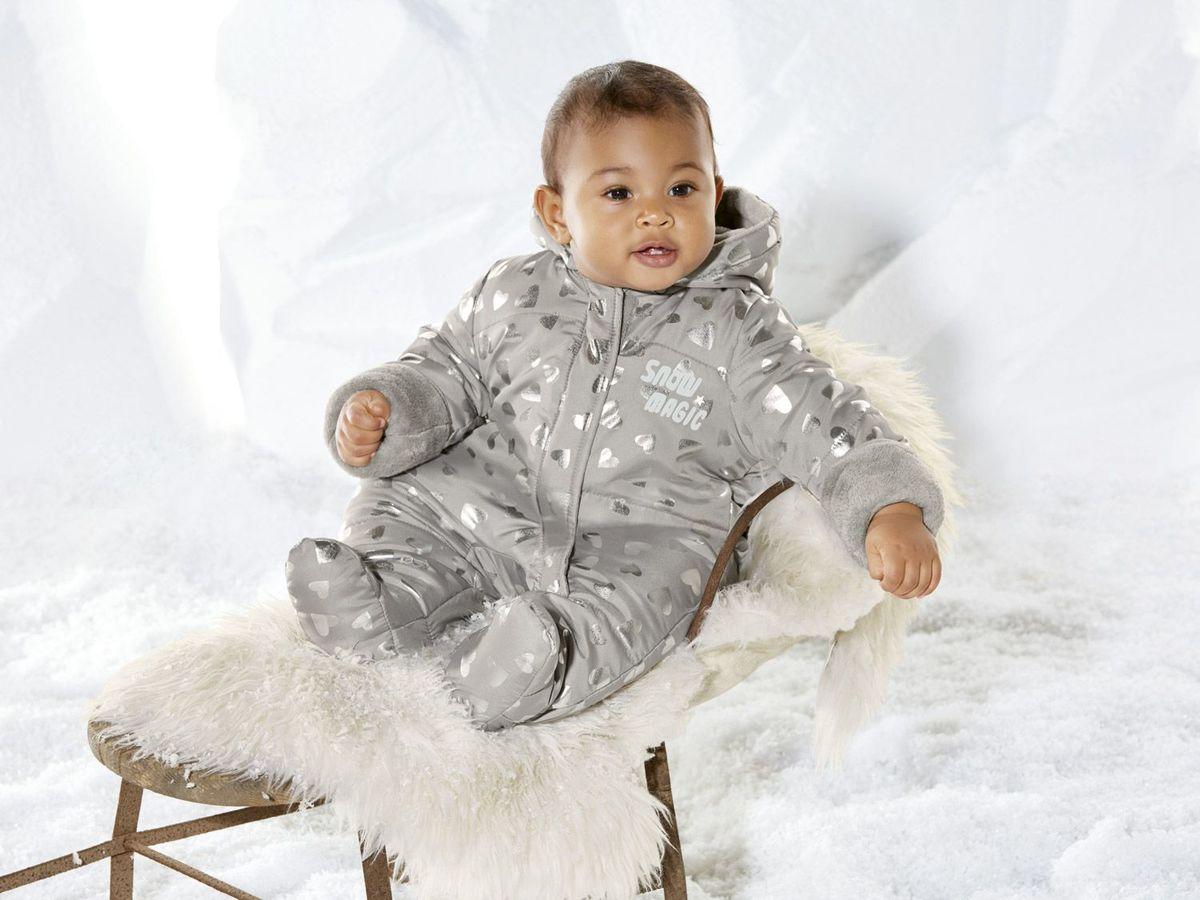 Bild 5 von LUPILU® Baby Mädchen Overall