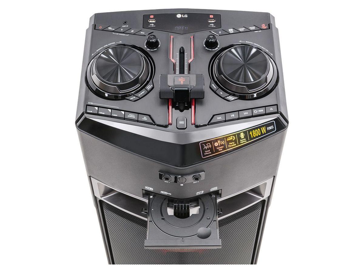 Bild 2 von LG OJ98 Party Musikanlage mit 1.800 Watt