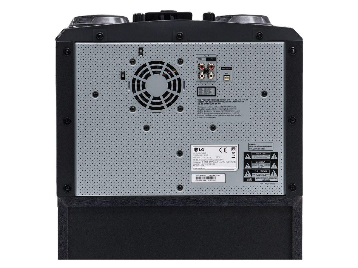 Bild 5 von LG OJ98 Party Musikanlage mit 1.800 Watt