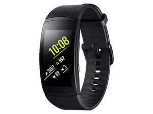 SAMSUNG Gear Fit 2 Pro Fitnesstracker (Größe L)