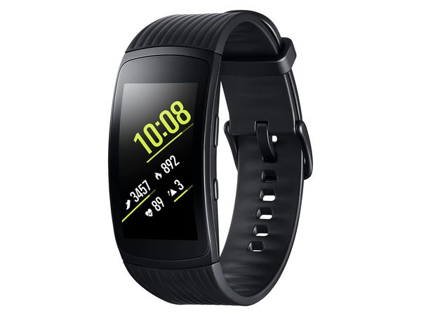 SAMSUNG Gear Fit 2 Pro Fitnesstracker (Größe L)