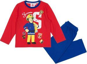 Kinder Pyjama - Feuerwehrmann Sam Gr. 110/116