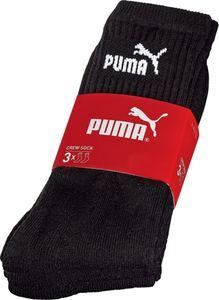 Puma Socken, 3er Pack - Sportsocken - schwarz , Gr. 39-42
