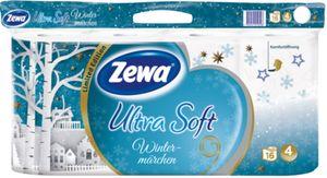 Zewa Toilettenpapier Ultra Soft, 16x150 Blatt, 4-lagig