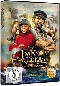 DVDs für die ganze Familie - Jim Knopf und Lukas der Lokomotivführer