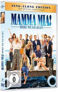 DVDs für die ganze Familie - Mamma Mia! Here we go again